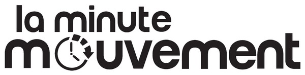 logo minute mouvement REDI
